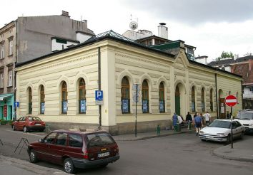Synagogue Bne Emuna, Krakow